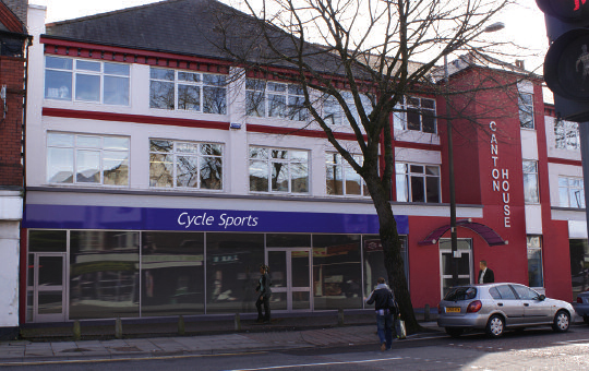 Canton House Property to let Cardiff